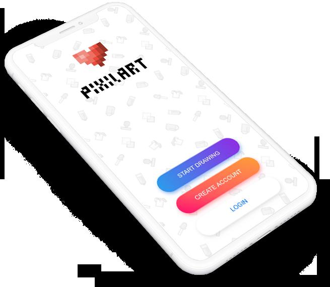 Pixilart Mobile App